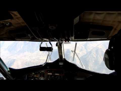 Flying Kathmandu to Lukla