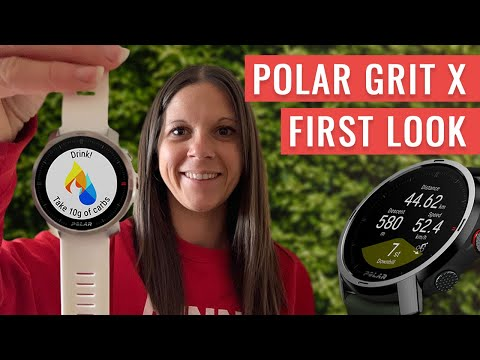 FIRST LOOK! Testing The BRAND NEW Polar Grit X