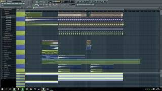 Axwell /\ Ingrosso ft Years vs Calvin Harris & Alesso - Under Control + ID (FL studio remake)
