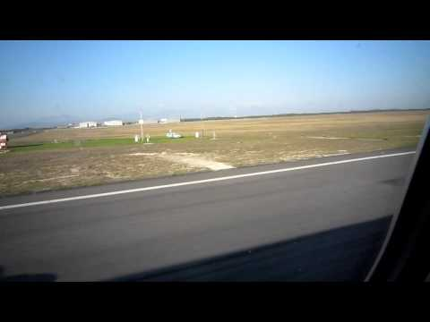 Take off Cape Town South Africa to Istanbul Turkish Airlines #1