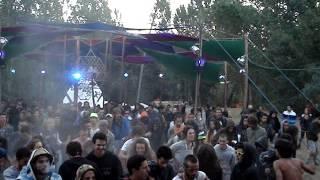 Alienn @ Cosmic Gate Festival - 31-8-2013