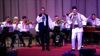 Alin Pavelescu si Ilie Dura. Concert aniversar sustinut de orchestra Rapsodia Valceana