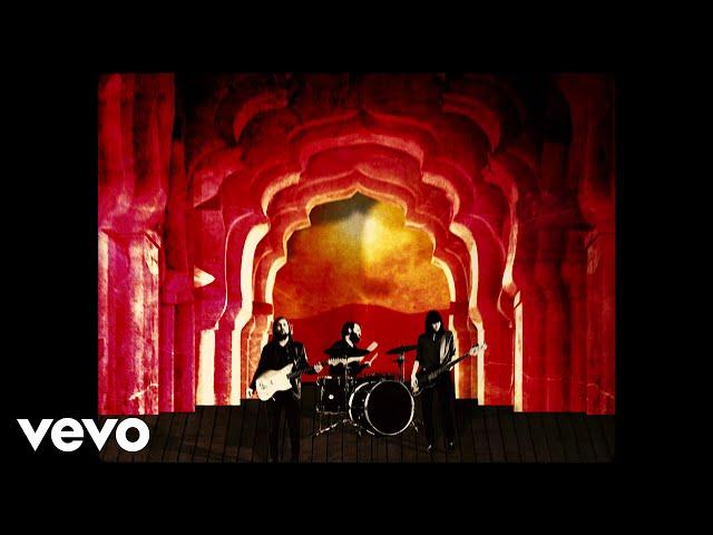 Videoclip oficial de la canción Black Magic de Band Of Skulls
