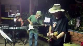 Mystery Song -- Trainwreck Blues Band