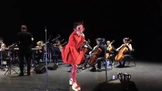 Bjork - Pluto (Live @ Eventim Apollo London, England 09/24/2016)