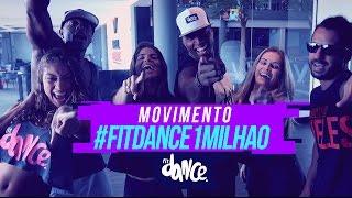 Movimento #FitDance1MILHÃO