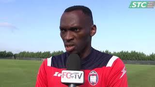 NWANKWO SIMY ATTACCANTE FC CROTONE