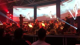 Video Games Live @ Budapest, 2014. 11. 16. – Jeremy Soule: Dragonborn (Skyrim theme song)