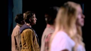 supernatural S10E05 Broadway Version Carry On Wayward Son by Kansas
