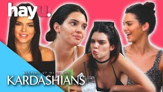 Kendall's Sassiest Moments | Keeping Up With The Kardashians