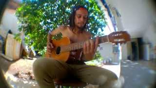Andei só- cover Natiruts -Alan Moentack