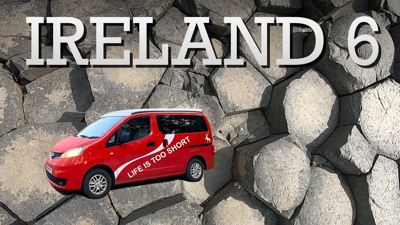 Driving a camper van around Ireland – 6