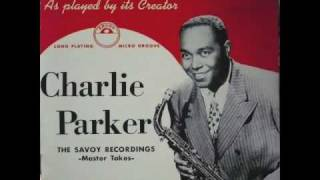 Thriving On A Riff / Charlie Parker The Savoy Recordings
