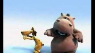 happy hippo remix