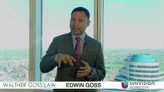 Edwin Goss from Walther Goss Lawfirm