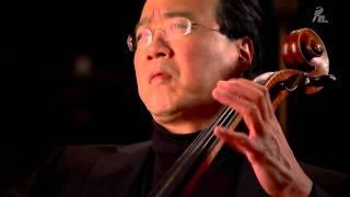 Yo-Yo Ma - Bach Cello Suite N°.1  - Prelude (HD)