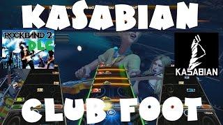 Kasabian - Club Foot - Rock Band 2 DLC Expert Full Band (November 10th, 2009)