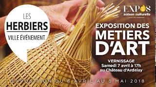 Exposition des Métiers d'art au château d'Ardelay