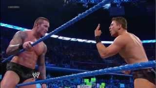 Randy Orton turns heel 2012