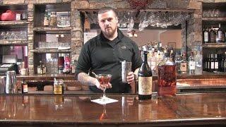 Bourbon Manhattan drink recipe from Daddy Jack's New London