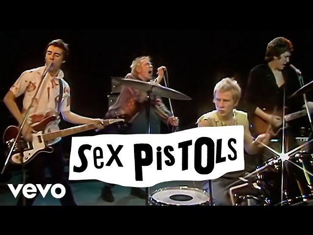Videoclip de The Sex Pistols - Anarchy in the UK