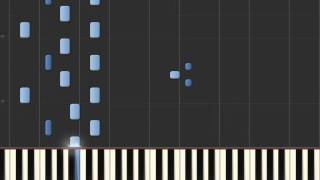 Yann Tiersen - Comptine d'un autre (The Piano - Amazing Short) (piano version) midi.