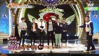 151605 BTS V DANCING IN HIGH HEELS ON STAR KING