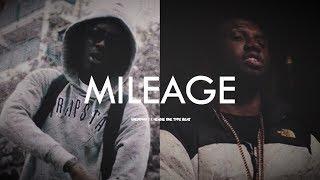 "Unknown T x Headie One Type Beat ""Mileage""   UK Drill Instrumental 2018"