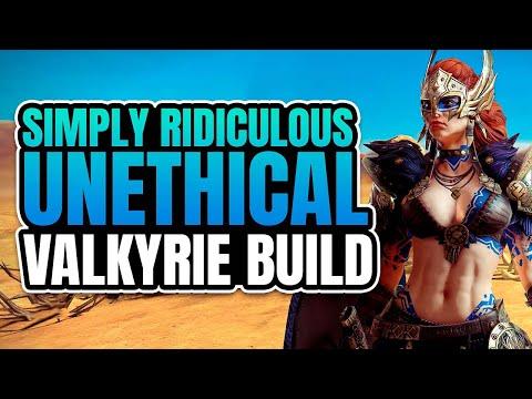 Valkyrie Built Different I Raid Shadow Legends