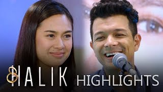 Halik: Jacky gets emotional as Lino sings her a song | EP 129