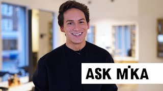 WAT TE DOEN TEGEN EEN GELE GLOED IN BLOND HAAR? | ASK MIKA
