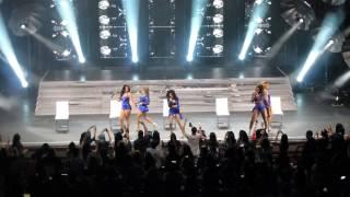 Fifth Harmony - BO$$  Intro Live HD Orlando