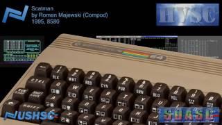 Scatman's World - Roman Majewski (Compod) - (1995) - C64 chiptune
