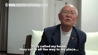 Tetsuya Chiba on Tooru Rikiishi's death - mastersofmanga.com
