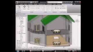 REVIT ARCHITECTURE 2010 - BÀI 09+10