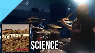 "System of a Down - ""Science"" drum cover by Allan Heppner"