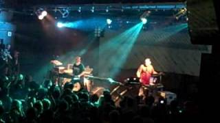 "The Crystal Method ""Trip Like I Do"" (Live) - Matter London, UK"
