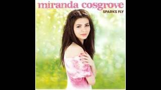 Miranda Cosgrove - Kissing U (Audio)