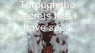 Linkin Park - Castle of Glass HQ Lyrics on screen