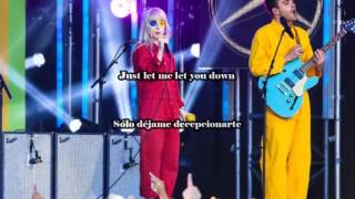 Paramore - Idle Worship (Lyrics + Subs Español)