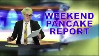 Weekend Pancake Report with Gerard Way
