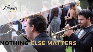 Nothing Else Matters - Mettalica (Instrumental) - Alligare Eventos