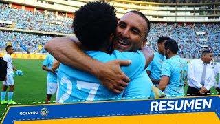Resumen: Sporting Cristal campeón a ras de campo