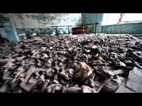 Chernobyl Visit, November 2010