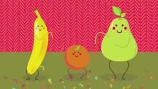 """Pica-Pica - El baile de la fruta (En Vivo - """"Grandes Éxitos"""")"""