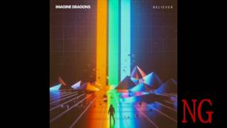 Imagine Dragons - Believer Instrumental with HOOK