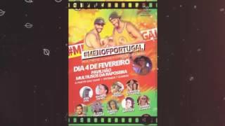 Coreografia Fev.2017 Stela Basilio #MenOfPortugal (Mariza - Melhor de mim)