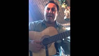 Live- Musik in der Gaucho-Kneipe in El Calafate