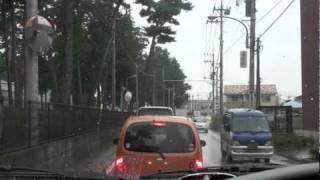 Le masina ua va'aia i luga o mauga (cruising the streets of japan)!