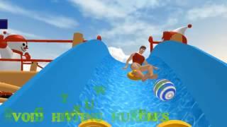Water Slide Adventure 3D New